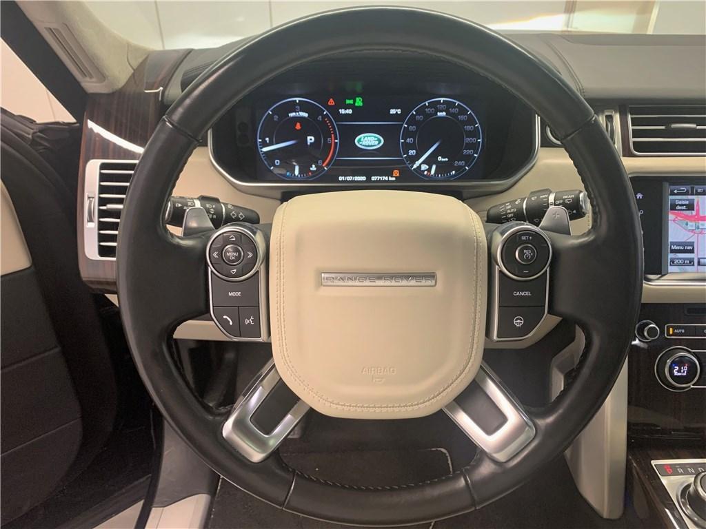 Land Rover Range Rover 4 MARK VI SWB SDV8 4.4L 339CH Autobiography