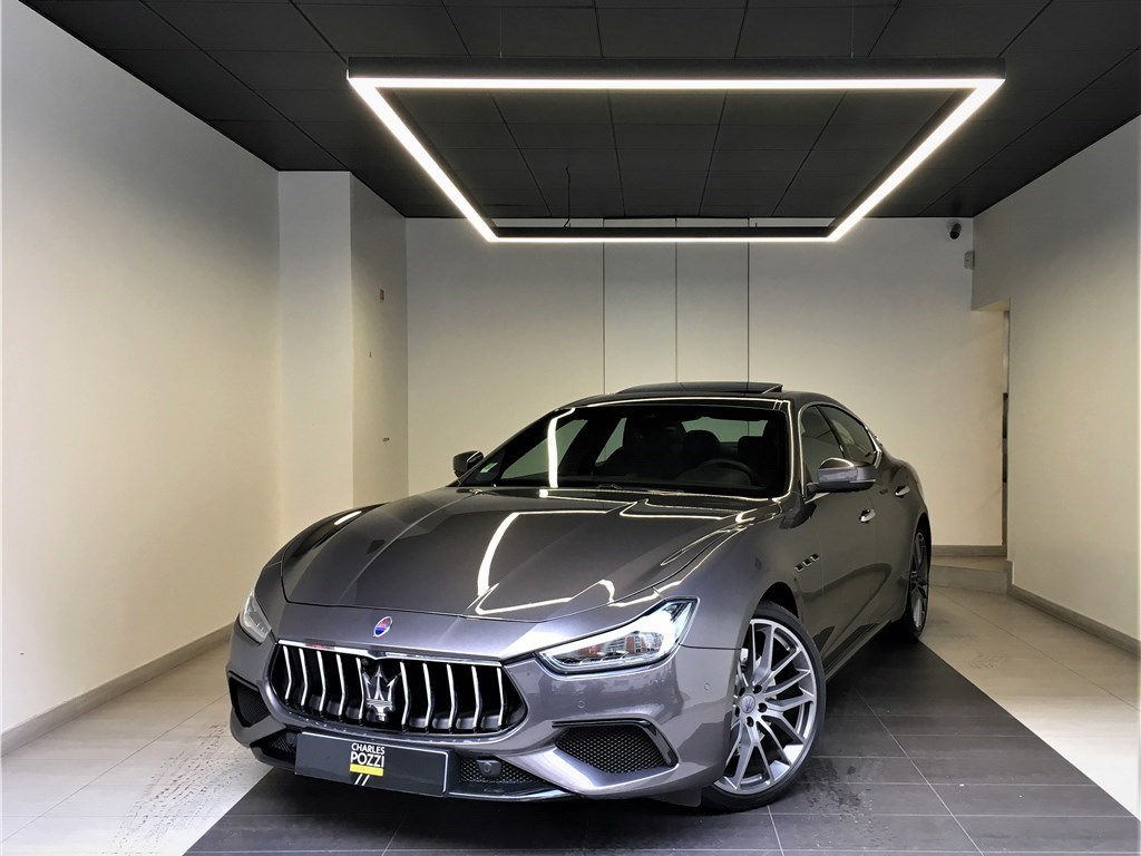 Maserati Ghibli III 3.0 V6 BI-TURBO 350 GranSport