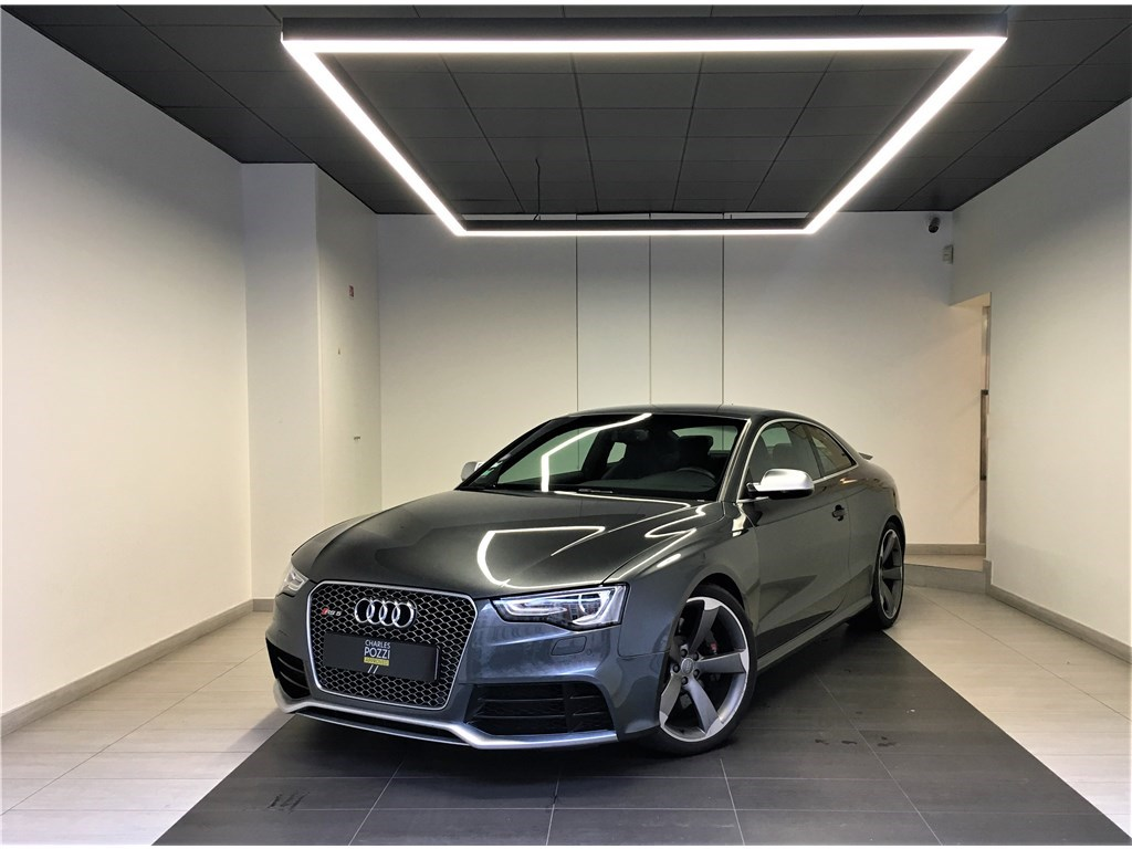 Audi RS5 V8 4.2 FSI 450 Quattro S tronic 7
