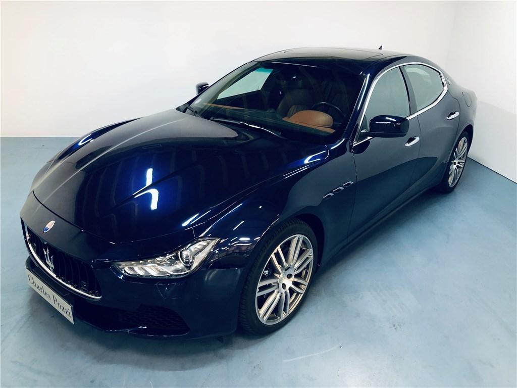 Maserati Ghibli III 3.0 V6 410 S Q4 A
