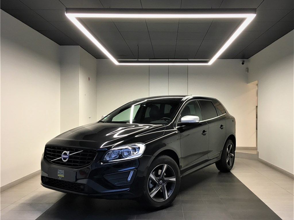 Volvo XC60 D4 190 CH R-Design Geartronic A