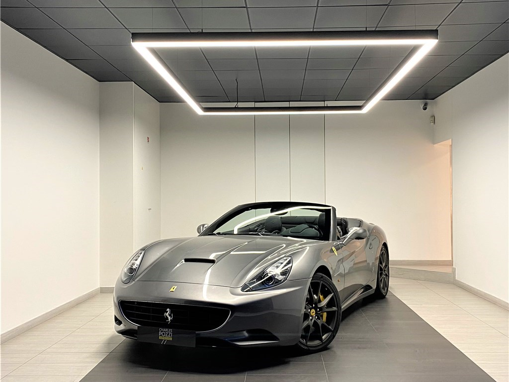Ferrari California V8 4.3 460CH
