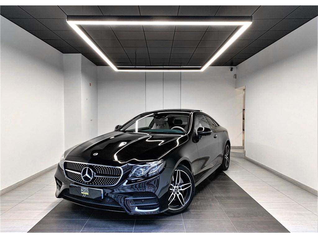 Mercedes Classe E V Coupe 220 D 9G-TRONIC Sportline