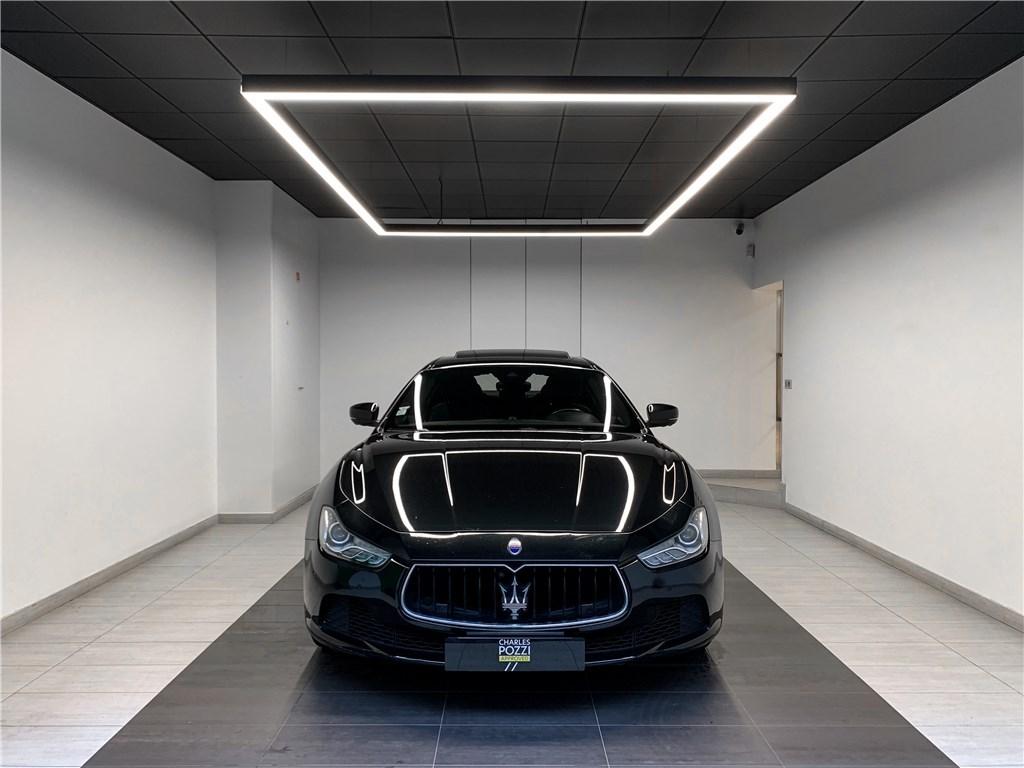 Maserati Ghibli III 3.0 V6 275 D GranSport