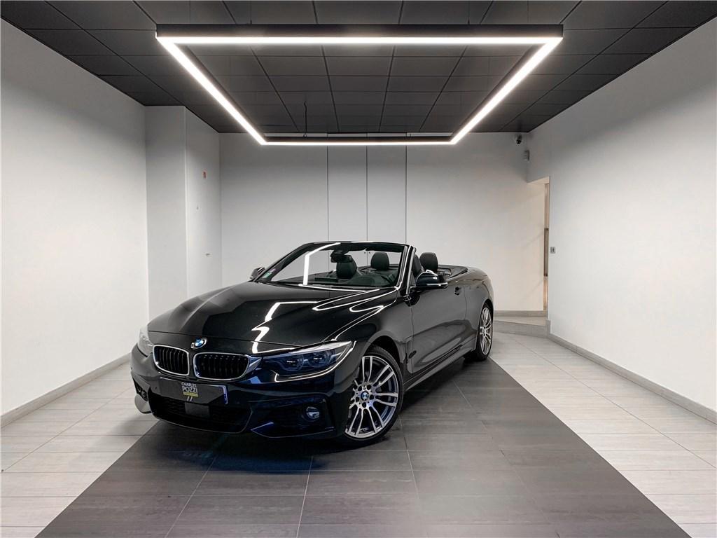 BMW Série 4 F33 LCI Cabriolet Cab 440i 326 ch BVA8 M Sport