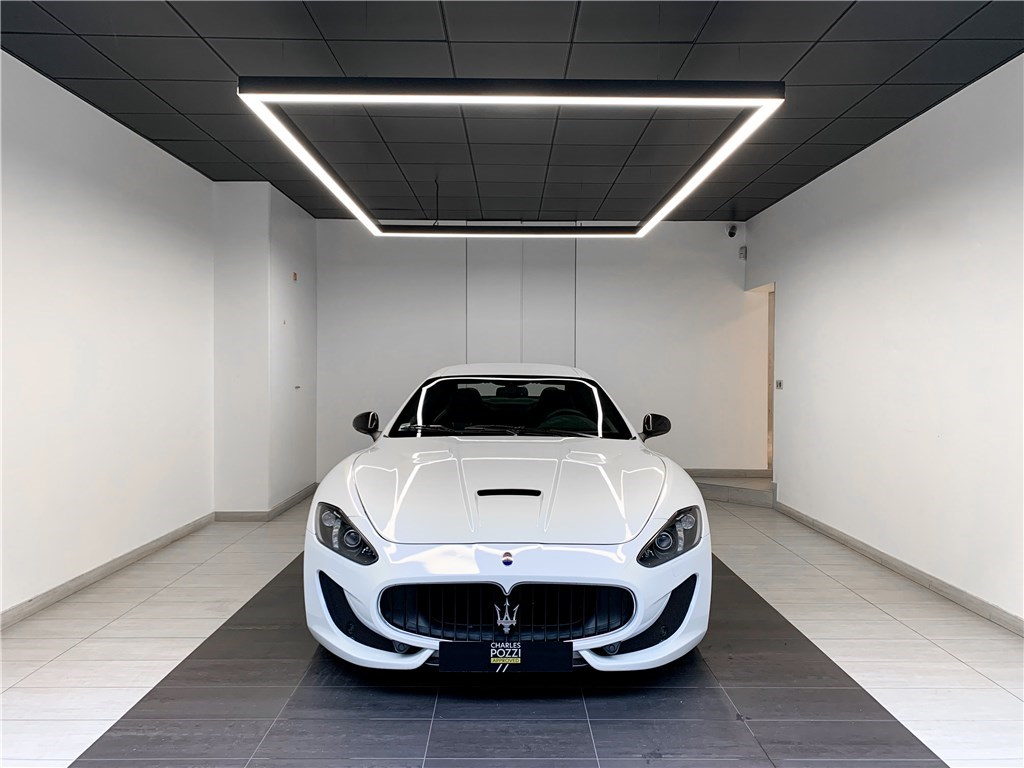 Maserati Granturismo 4.7 V8 460 MC Stradale Centennial Edition