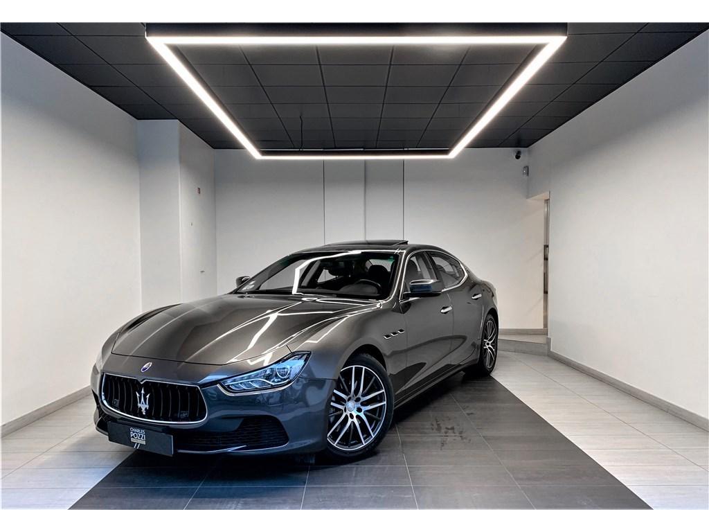 Maserati Ghibli III 3.0 V6 275 D A