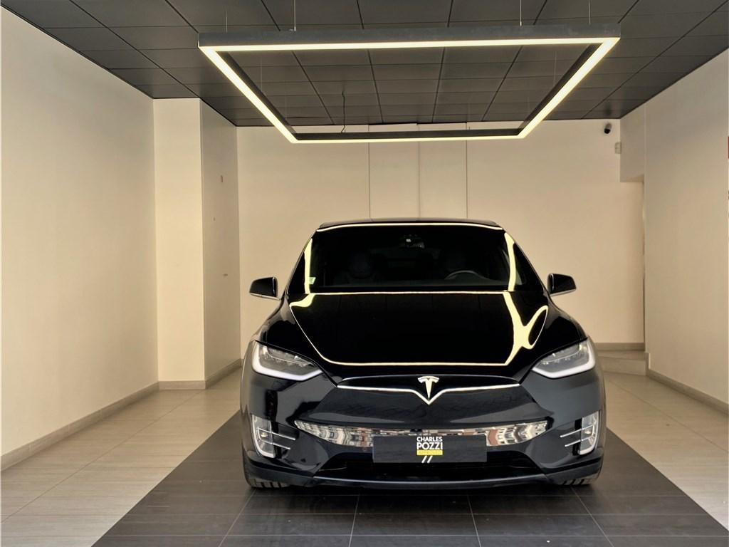 Tesla Model X 90D DUAL MOTOR