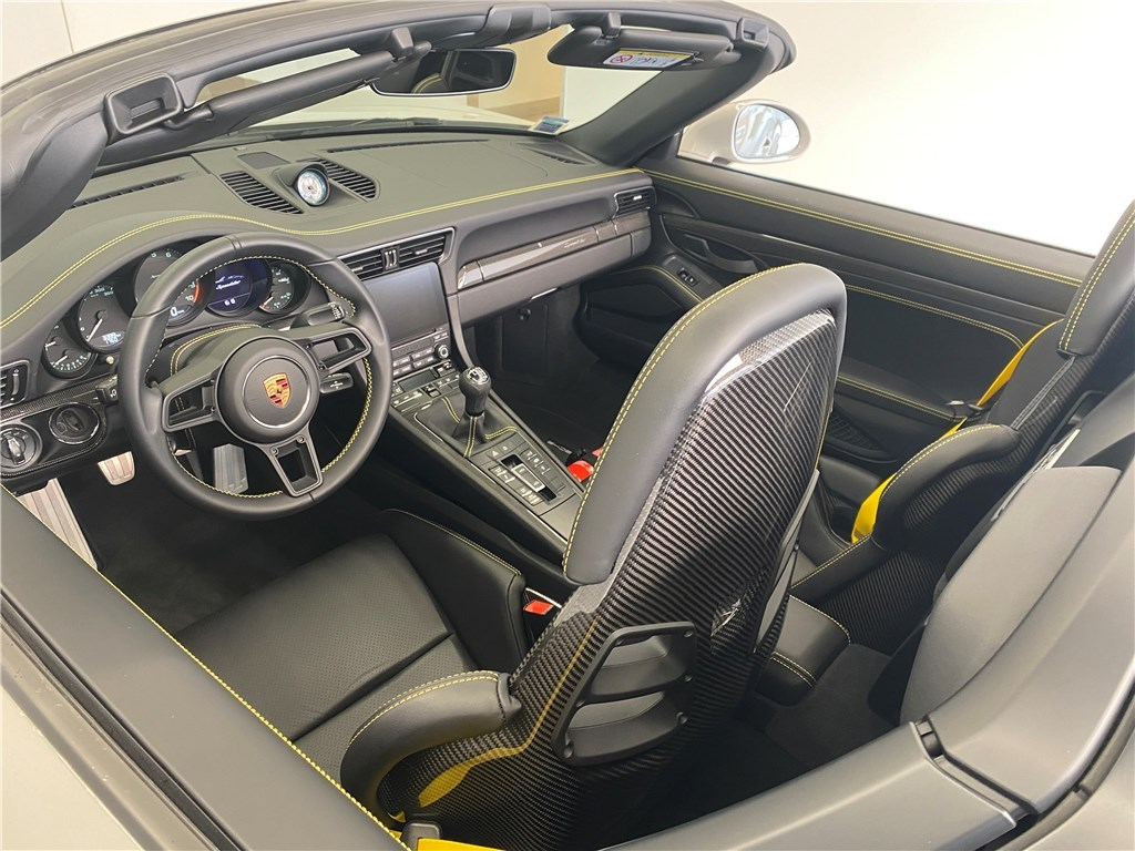 Porsche 911 TYPE 991 II SPEEDSTER 4.0I