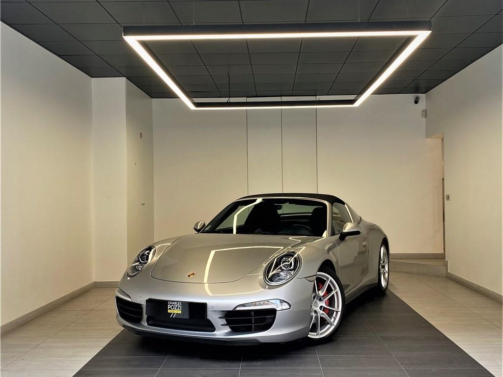 Porsche 911 TYPE 991 TARGA 4S 3.8I 400 PDK