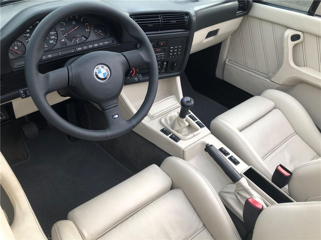 BMW Série 3 3-SERIES E30 M3 2.3 CABRIOLET