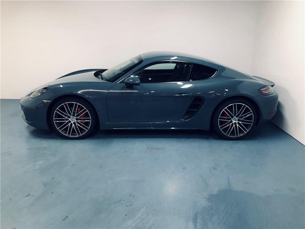 Porsche Cayman TYPE 982 718 2.5I S 350 CH PDK