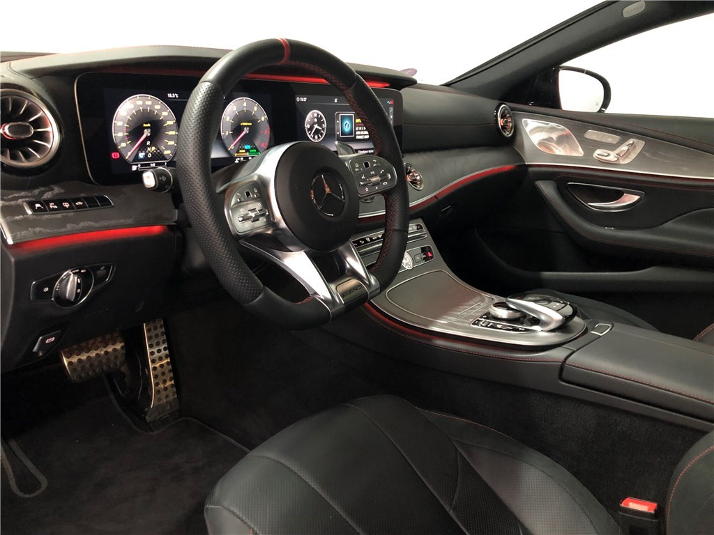 Mercedes Classe CLS III Coupe 53 EQBOOST AMG SPEEDSHIFT TCT 4-MATIC+